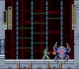 Mega Man X SNES ... including lots of tough boss-fights