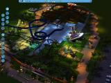 RollerCoaster Tycoon 3: Soaked! Windows A park made in sandbox mode