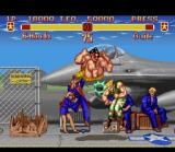 Super Street Fighter II SNES Using his Super Hyakkan Otoshi, E. Honda has the advantage!