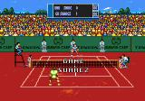Davis Cup Tennis Genesis Broken in the first game