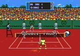 Davis Cup Tennis Genesis (That's my excuse, and I'm sticking to it)