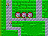 Phantasy Star SEGA Master System The towns look pretty much alike. You decide to go shopping