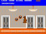 ALF SEGA Master System Jumping around
