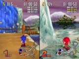 Sonic R Windows 2-player split screen