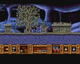Fire and Brimstone Amiga Tree of corpses
