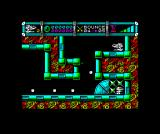 Cybernoid II: The Revenge ZX Spectrum The first screen proper