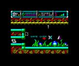 Cybernoid II: The Revenge ZX Spectrum Game over