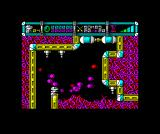 Cybernoid: The Fighting Machine ZX Spectrum Starting point