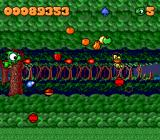 Coryoon: Child of Dragon TurboGrafx-16 An initial torrent of fruit