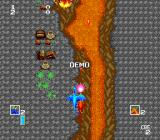 Dragon Saber: After Story of Dragon Spirit TurboGrafx-16 A later level from the demo