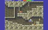 Impossamole Atari ST Another mine-cart
