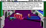 Leisure Suit Larry Goes Looking for Love (In Several Wrong Places) DOS A singer who will soon change her name...