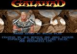 Leander Genesis Title screen