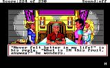 King's Quest IV: The Perils of Rosella DOS AGI: Well, as they say an apple a day keeps the doctor away