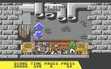 Round the Bend! Atari ST Choose a pipe