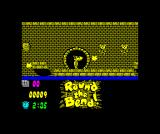Round the Bend! ZX Spectrum Starting another