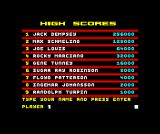 By Fair Means or Foul ZX Spectrum High scores