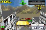 Crazy Taxi: Catch a Ride Game Boy Advance Crazy heights! :-D
