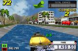 Crazy Taxi: Catch a Ride Game Boy Advance As well as grass, the water will not reduce the cab speed: pass over it without fear!