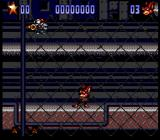 Aero the Acro-Bat 2 SNES Dr. Dis' factory. Something is not right here...