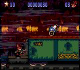 Aero the Acro-Bat 2 SNES When I get to that there cannon, I'll show ya!