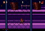 Aero the Acro-Bat 2 Genesis This level looks differently in Genesis version. Note the purple backgrounds