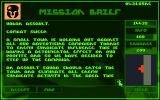 Syndicate DOS Mission Brief