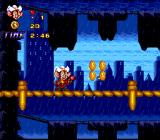 An American Tail: Fievel Goes West SNES You are walkin' on a tight rope, Mouskewitz....
