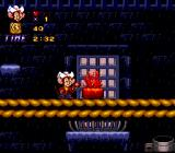An American Tail: Fievel Goes West SNES Hot platforms drop on the container