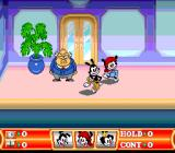 Animaniacs SNES Starting the game
