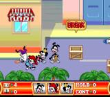 Animaniacs SNES Crates can be broken by dashing into them