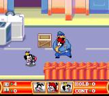 Animaniacs SNES Uh-oh... the bad guy has caught one of us