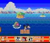 Animaniacs SNES Water level. Try not to fall into the water