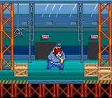 Animaniacs SNES You did fall into the water... and into Ralph's paws!