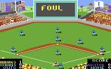 The Slugger Commodore 64 Foul ball!