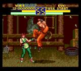 Art of Fighting 2 SNES How rude!