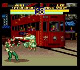 Art of Fighting 2 SNES What a punch!