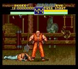 Art of Fighting 2 SNES You are defeated