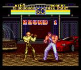 Art of Fighting 2 SNES Getting ready
