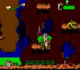 Boogerman: A Pick and Flick Adventure SNES Boogerman is about to die...