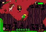 Boogerman: A Pick and Flick Adventure Genesis Interesting caves...