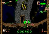 Boogerman: A Pick and Flick Adventure Genesis Killed in front of a house