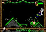 Boogerman: A Pick and Flick Adventure Genesis The sly boss is hard to hit