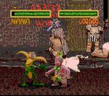 Clay Fighter 2: Judgement Clay SNES Note the detailed backgrounds