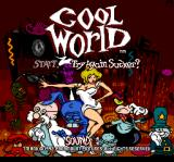 Cool World SNES Title screen 2