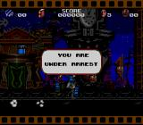 Cool World SNES Arrested...