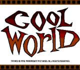 Cool World SNES Title screen 1
