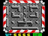 Mad Mix ZX Spectrum Ready to shoot every nasty enemy in sight