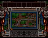 Valhalla and the Fortress of Eve Amiga The map