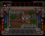 Valhalla and the Fortress of Eve Amiga A locked door
